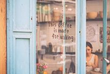 Chic shops / A collection of images of gorgeous retail spaces as inspiration for Boop Design display and exhibitions