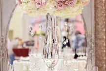 Wedding centerpieces we are inspired by / Wedding decor