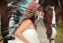 Nativ American wedding