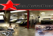 Auto Body Shop / by Eva Ponting