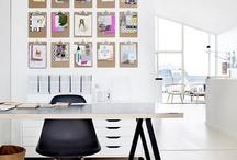 desk / by Dawn Gepfer