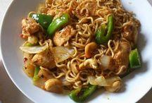 simple asia recipe's