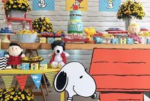 Compleanno charlie brown