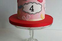 Amelie's second birthday