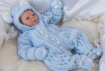 newborn knitting patterns