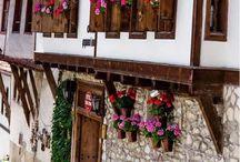 Historical Turkish Houses