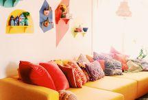 apartment. living room. / by Minttu L.