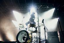 Triggerfinger + Gunther Tarp - 11/10/14 - La Rodia / crédit photo asso Pixscènes