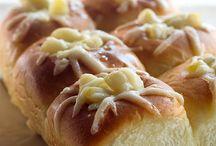 Breads / by Pamala Mohler