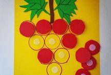 Grape craft ideas