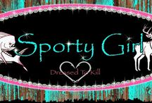 Sporty girl apparel clothes / by Jamie Pritts
