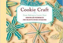 Cookies, Cakes and Cupcakes / For the love of all things cute and sweet: a collection of cakes, cookies, and cupcakes, recipe books and decorating tips and techniques.