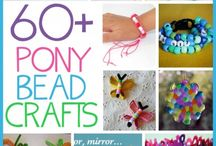 Bead and Button Art / Create keepsakes to give to friends and family as you learn how to work with beads and button art projects