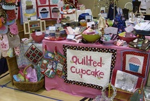 Crafters Resources / Great pictures to get inspired to build your stand for the next craft show! / by Luzmina's Corner