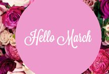 march♓