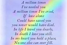 Memory of lost loved one quote