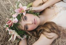 styled shoot with Angela