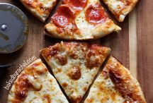 RECIPES:  Pizza! / Oooey gooey cheesy, what is not to love about pizza?  There are a million ways to make it, every one of them delicious!!