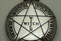 bitch with a w / mah witch aesthetics