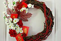 CNY decoration ideas