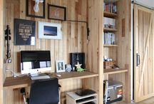 書斎|Study Room