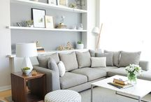 Living room / Living room inspiration.