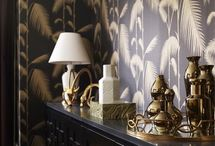 Wallpaper and Wallcoverings / Wallpaper, wallcoverings, decals, and murals