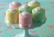 MINI CAKES I LOVE