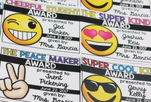awards for kids