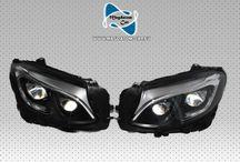 VOLL LED ILS Scheinwerfer Headlights Komplett Mercedes GLC W253 A253