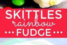 Fudges/sweeties