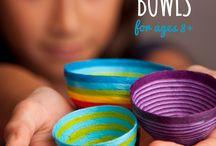 Thread bowls