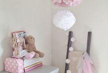 Siennas rom / Princess bedroom