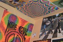 Hippie Bohemian Dorm Tapestries / Beautiful tapestries to enhance your dorm decor
