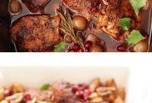 Recipes / by Samantha Moeser