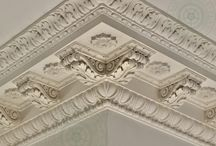 Classical Cornice Collection / Classical Cornice Collection featuring fine examples of architectural mouldings.