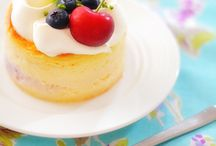 desserts and recipes