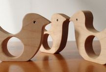wooden toys / by Maloo Murrey