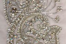 Bridal beaded motifs / The PBS Exim provides best embroidery design patterns that will suit every customer's need.  We have a good collection of Bridal Embroidery, Bridal Beaded Motifs, Bridal Beaded Trims, Bridal Beaded Veils and much more. We have many years of experience in accepting outsourcing embroidery orders from various countries like USA, France, Italy, Australia, Canada, and Japan.
