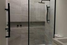 Industry bathroom