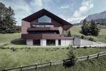 Architecture: Alpine house