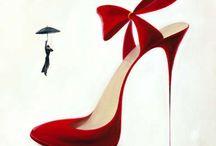 te beautifull shoes!!