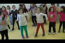 Danzas infantiles
