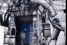 Street art / by Barbara York