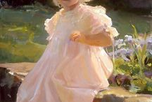 Paintings of Children / by Susan Harper