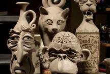 keramika / ručně dělaná keramika