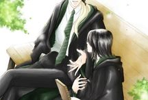 Slytherin anime