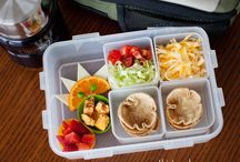 Lunchbox ideas / by Brianna Bauen