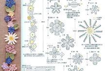 crochet flower 3