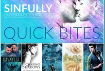 M/M QUICK BITES 2017 / As M/M Reviewers, between us we have read thousands of m/m romance novels over the years and we would like to share our favourites with you, those reads that have been 4+ stars for us. So every Monday we bring you our Quick Bites, short reviews of our recommended reads. Keep track of all our Quick Bites here -> http://bit.ly/1OBVjYo